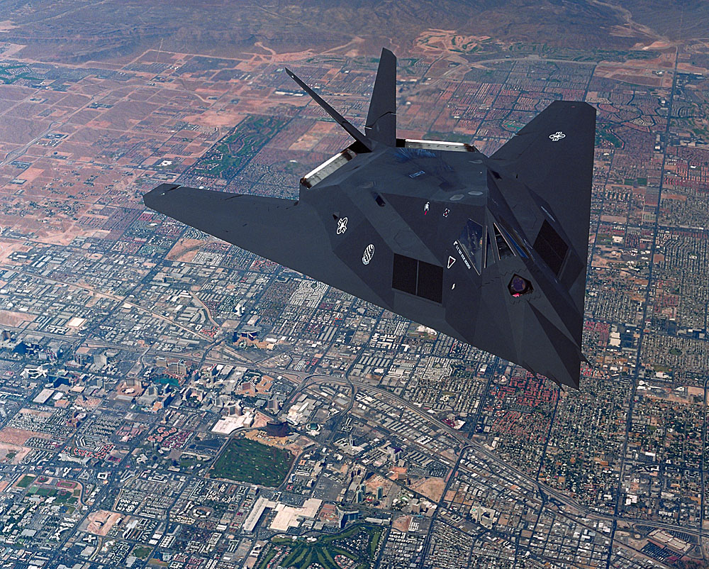 Air & Space F-117 Stealth Fighter
